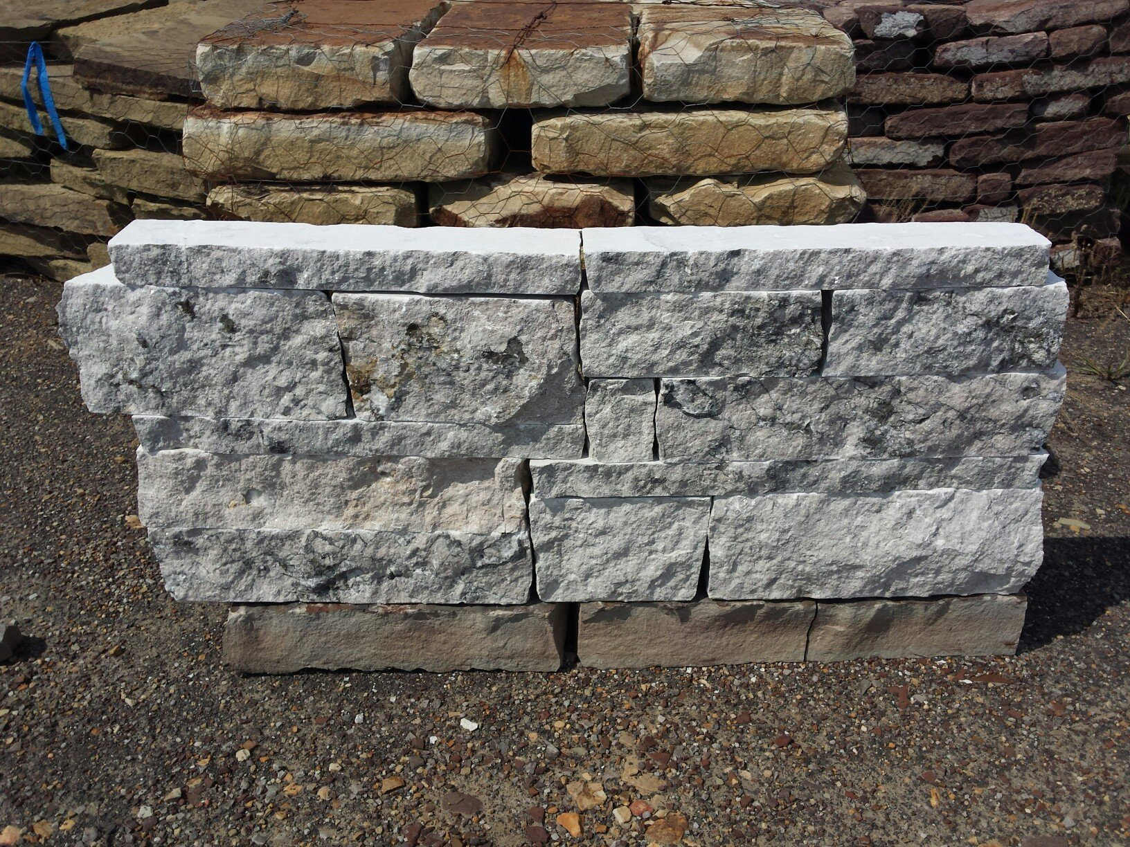 Lighter Colored Limestone