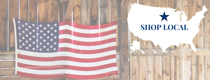 Shop local american made