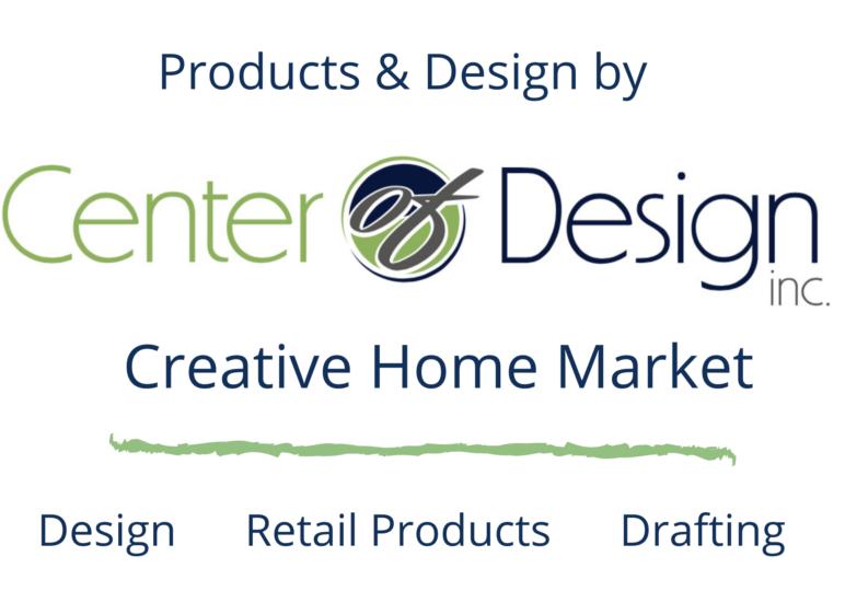 Center of Design Yard Sign